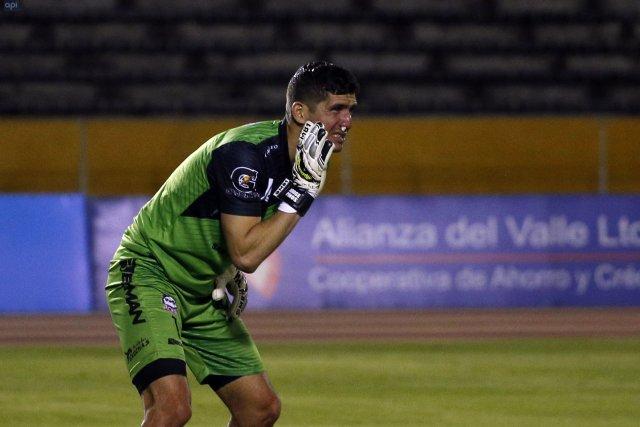 Independiente esperará resolución de la FEF en el caso Jorge Pinos