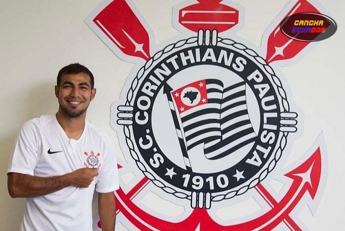 (VIDEO) Junior Sornoza, nuevo jugador de Corinthians