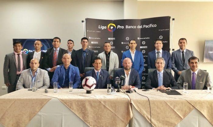 (VÍDEO) Histórico acuerdo entre LigaPro y el gremio arbitral