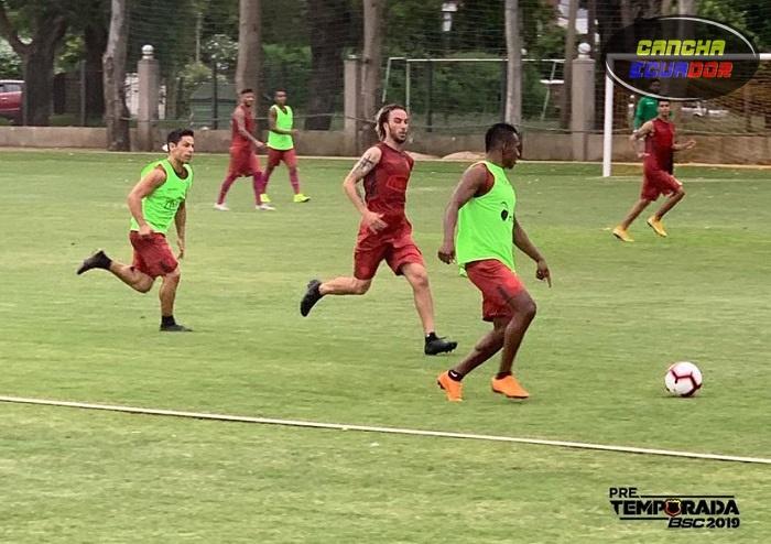 """""""Muy contento por llegar a este equipo tan grande"""", Sebastián Pérez"""
