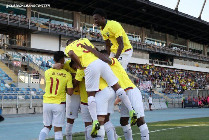 Ecuador se coronó Campeón Sudamericano Sub – 20