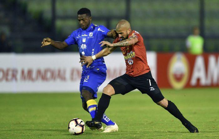 Delfín empató en Venezuela pero quedó eliminado de la Libertadores
