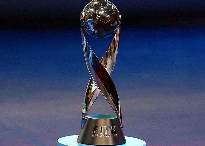 Brasil será sede del Mundial Sub 17 de la FIFA 2019