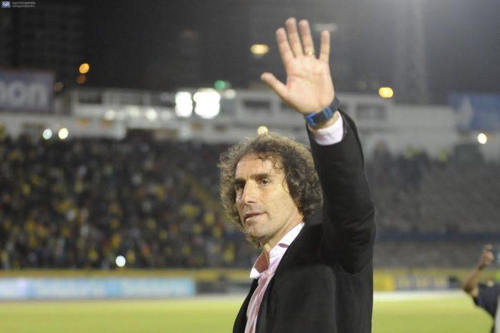 Guillermo Almada también habría pensado en renunciar