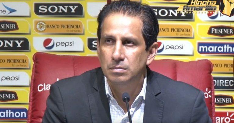 Sancionan a José Francisco Cevallos
