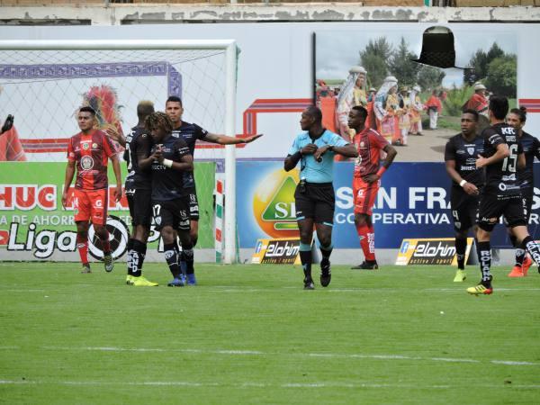 Mushuc Runa cayó de local 0 – 2 frente a Independiente del Valle