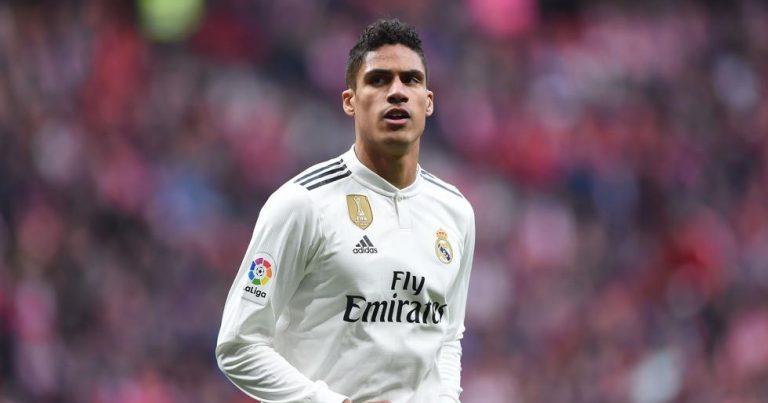 Juventus conoce el precio de Varane, tras pedido de Cristiano Ronaldo