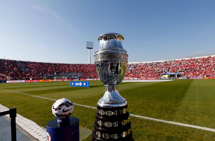 Conmebol mantendrá en adelante formato de Copa América con dos sedes