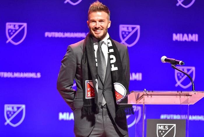 Inter demanda a Beckham por su club en la MLS