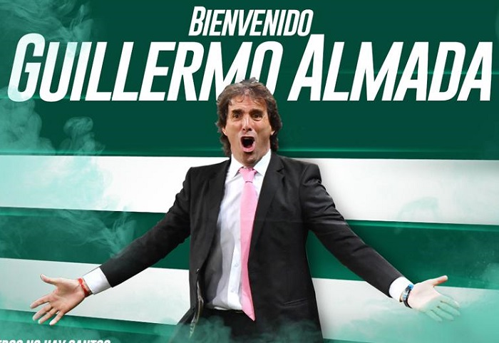 Santos Laguna hace oficial la llegada de Guillermo Almada