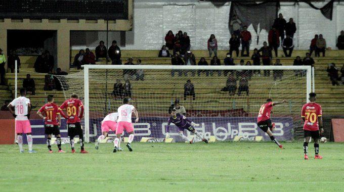Deportivo Cuenca Le Gana A Liga De Quito 1 0 Cancha Ecuador
