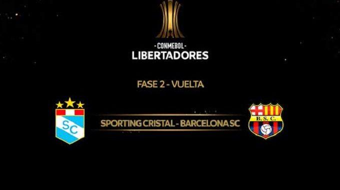 Resultado de imagen de sporting cristal vs barcelona vuelta